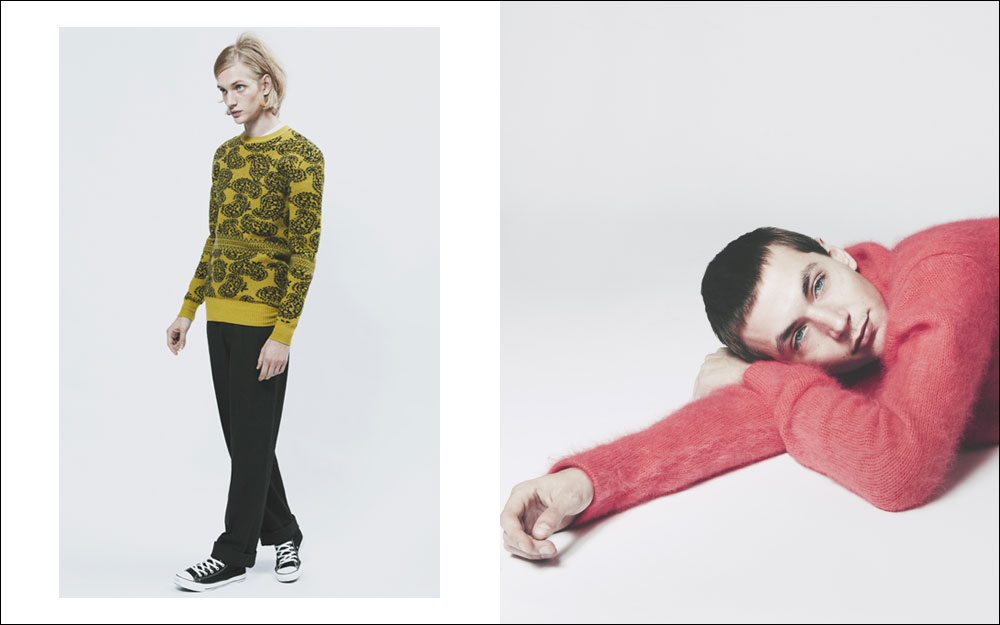 ONLINE EXCLUSIVE: BOYS IN SWEATERS