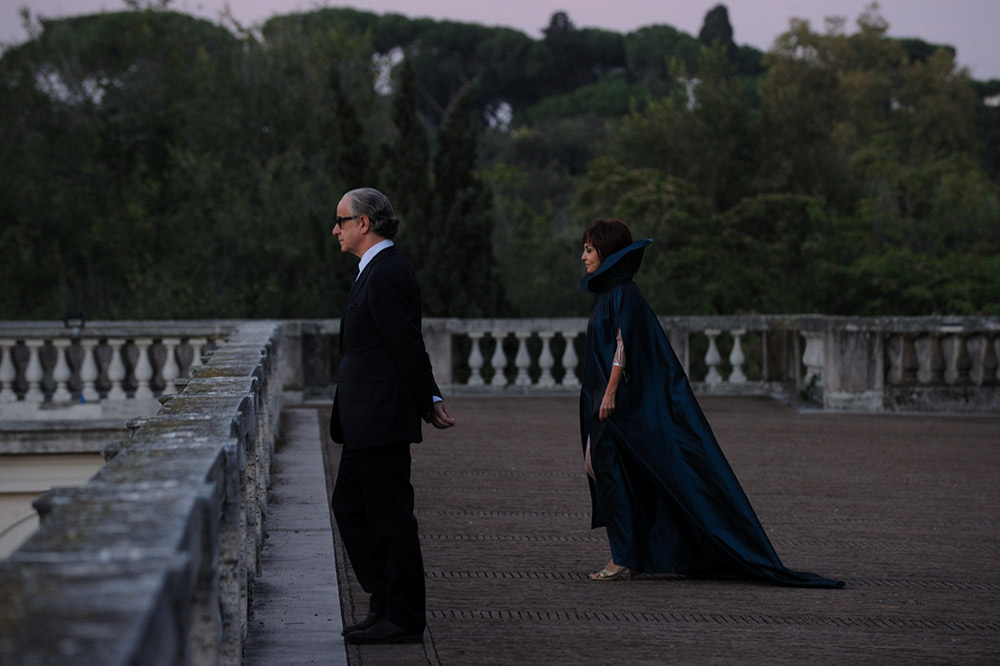 Paolo Sorrentino interview loro