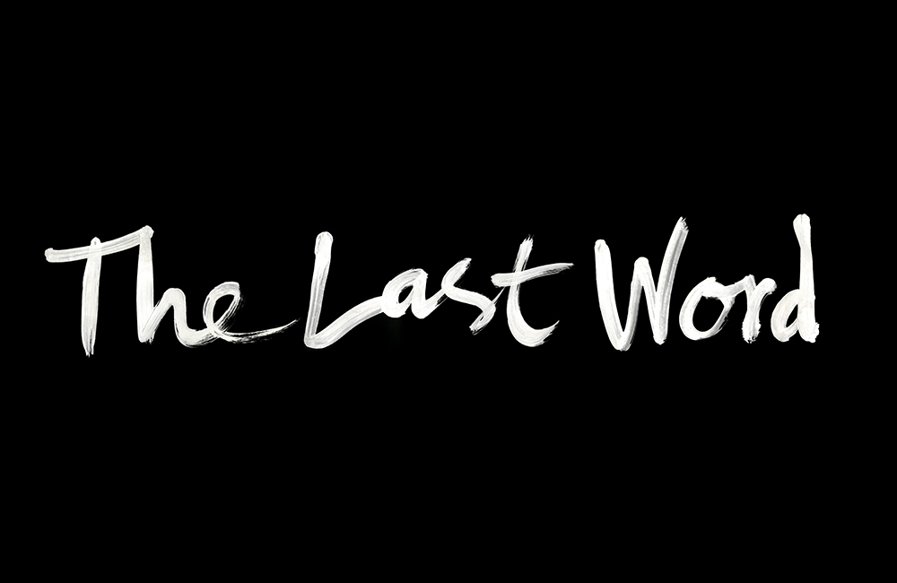 THE LAST WORD - EGON'S PARENTS | THE LAST MAGAZINE