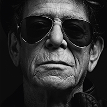 Hedi Slimane Sonic photography Lou Reed