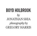 Boyd Holbrook Last Magazine