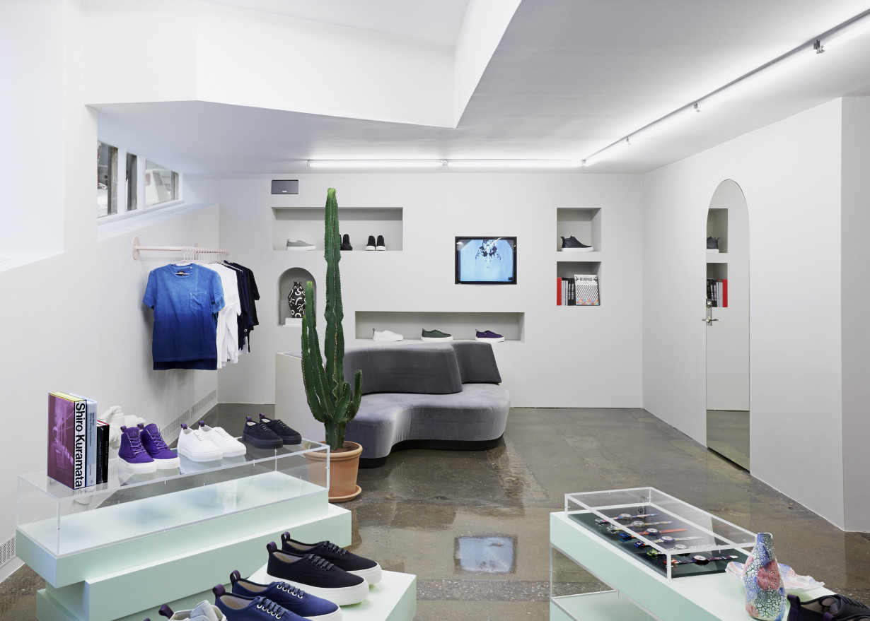 EYTYS' FIRST STORE | THE LAST MAGAZINE