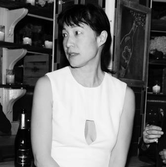 A portrait of Karen Wong