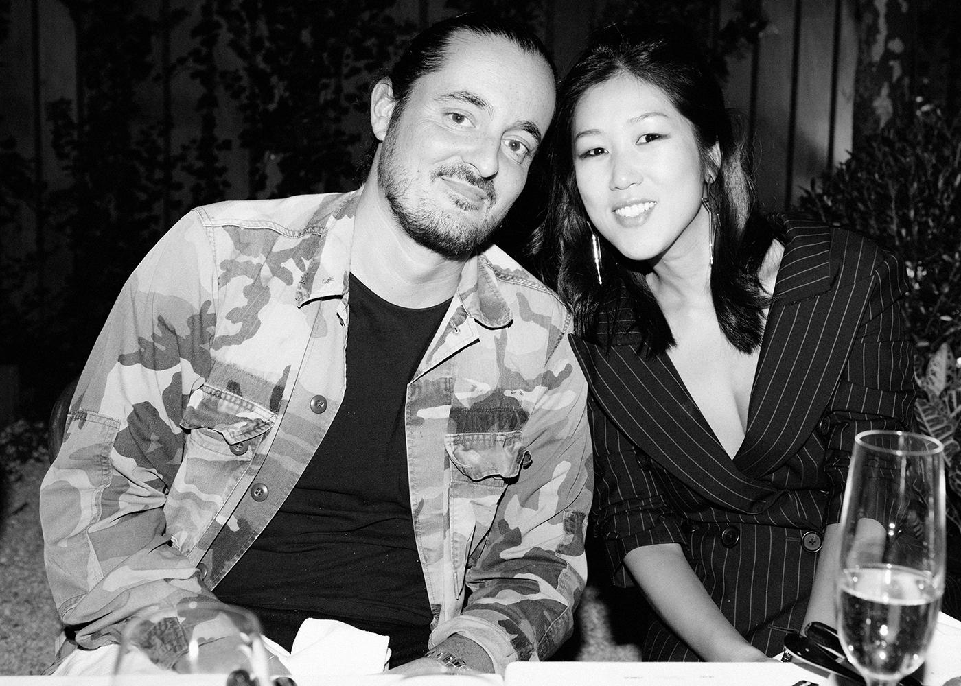 Sebastien Perrin, Laura Kim