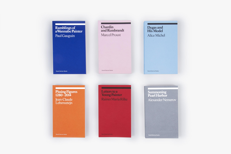 dawid zwirner books