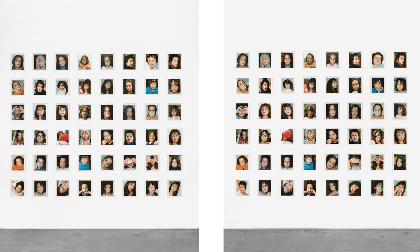 Roni Horn, 'This is Me, This is You,' 1997-2000 (detail). Installation view, Dia Center for the Arts, New York, 2002.