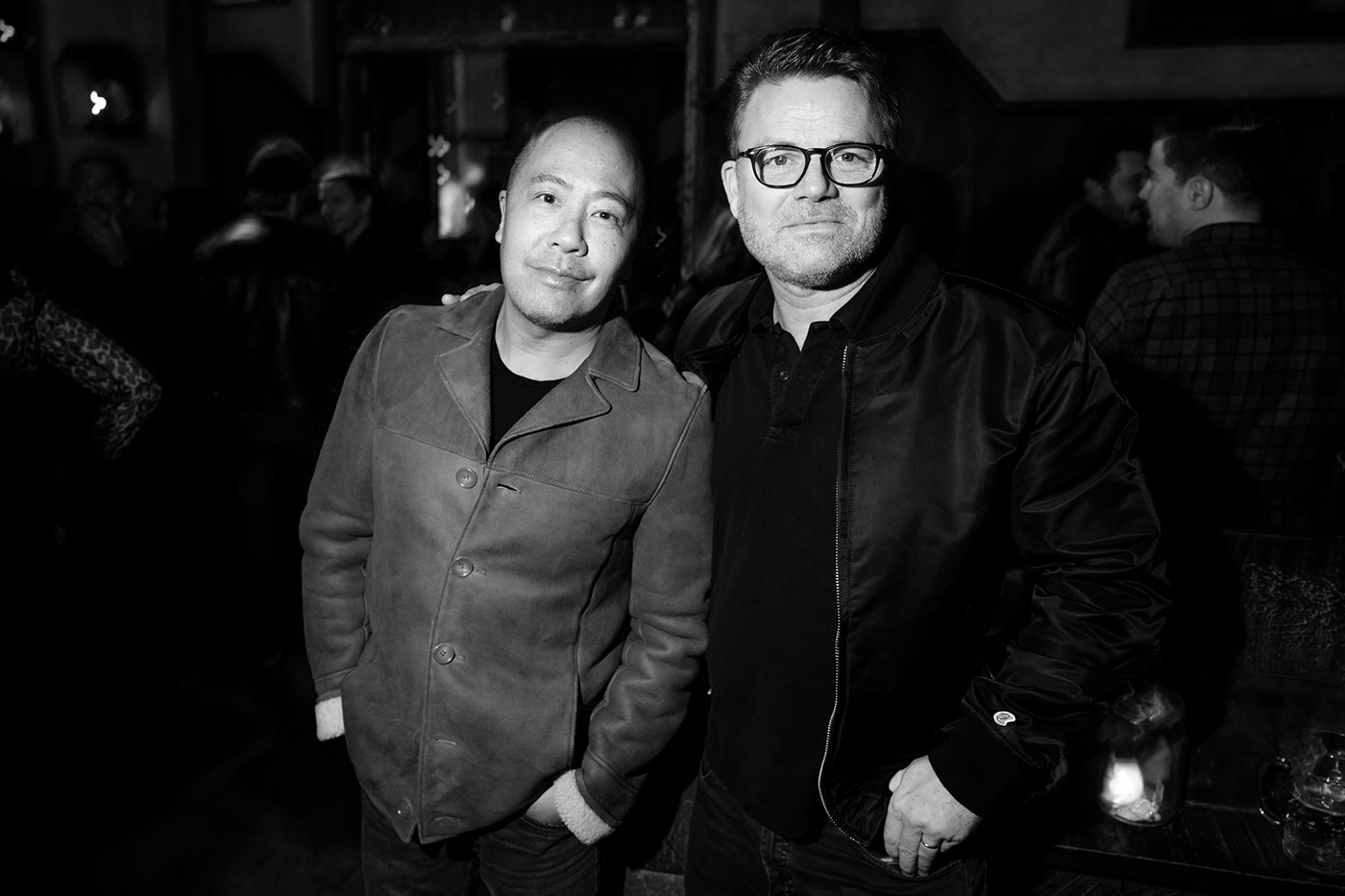 Derek Lam and Jan-Hendrik Schlottmann