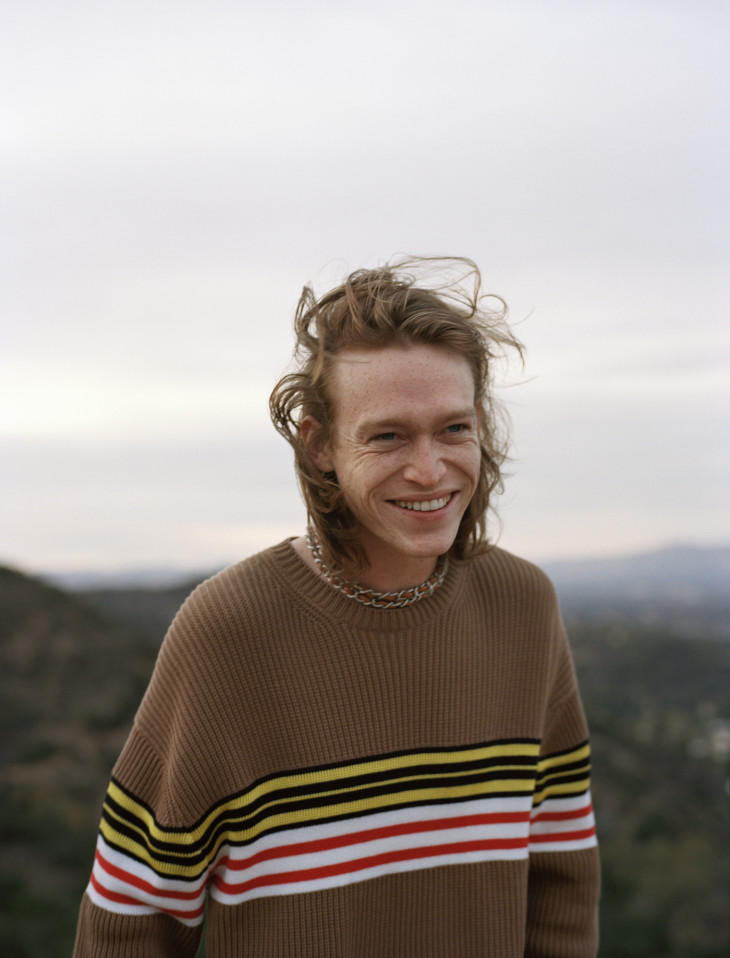 Caleb Landry Jones stonewall